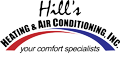Hill's Heating & Air Conditioning - HVAC Heating and Air Conditioning Contractor